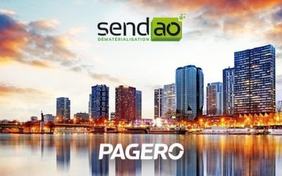 Pagero France s'associe à l'éditeur Sendao